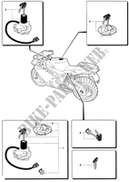 LOCKS for MV Agusta F4 750S 2001