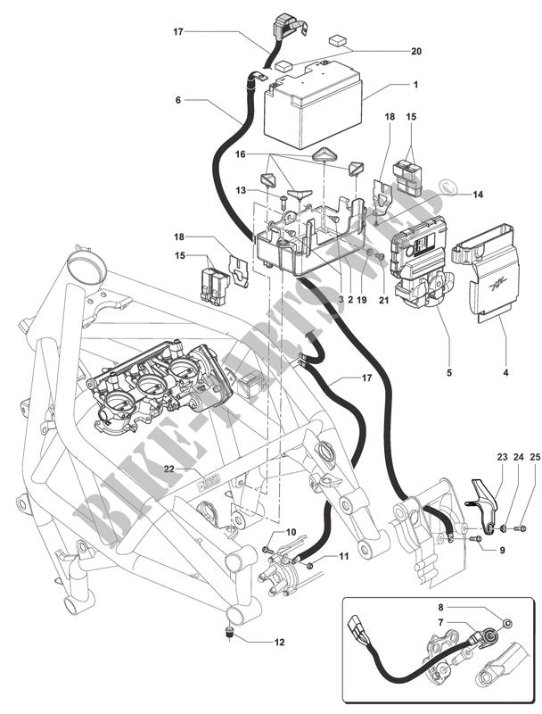 Mv Agusta Brutale Wiring Diagram