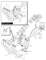 EXHAUST SYSTEM F4 1000R 1+1 F4 mvagusta-motorcycle 2006 F4 1000R 1+1 44