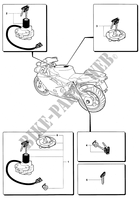 LOCKS for MV Agusta F4 1000R 2006