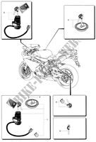 LOCKS for MV Agusta F4 1000 RR 2011