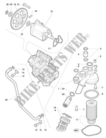 OIL PUMP F4 F4 mvagusta-motorcycle 2013 F4 32