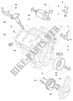 ENGINE ELECTRIC SYSTEM for MV Agusta STRADALE 800 2015